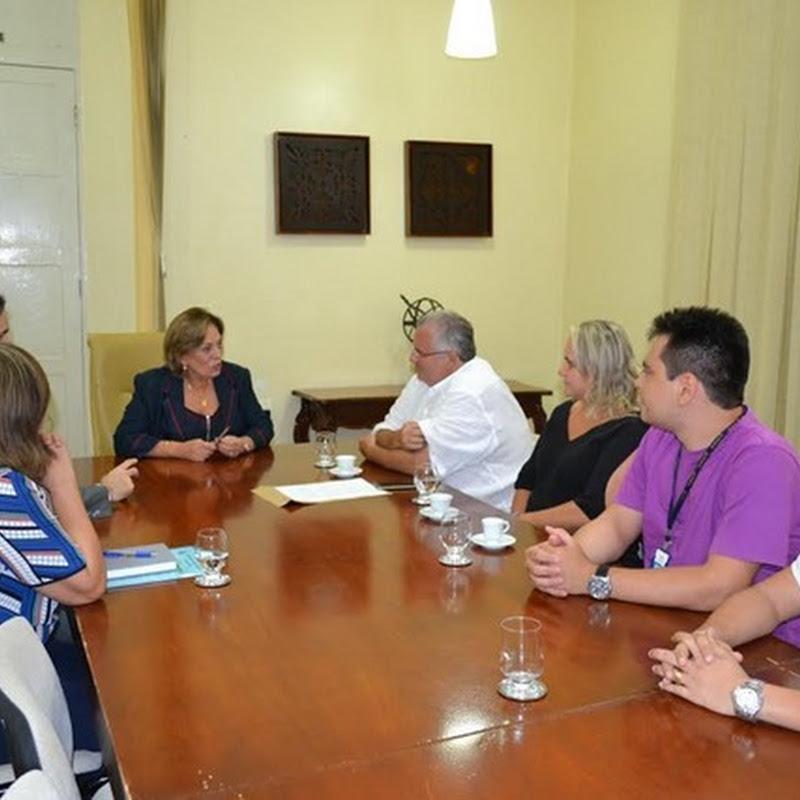Prefeitura debate ações de Saúde com a FACENE