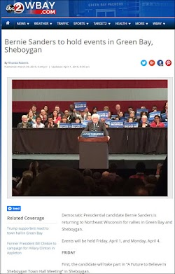 20160401_0835 Bernie Sanders to hold events in Green Bay, Sheboygan (WBay).jpg