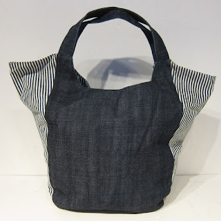 Jacobs by Marc Jacobs Denim Tote