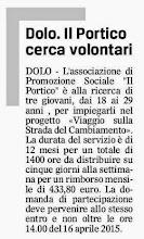 Photo: Il Gazzettino di Venezia (24.3.2015)