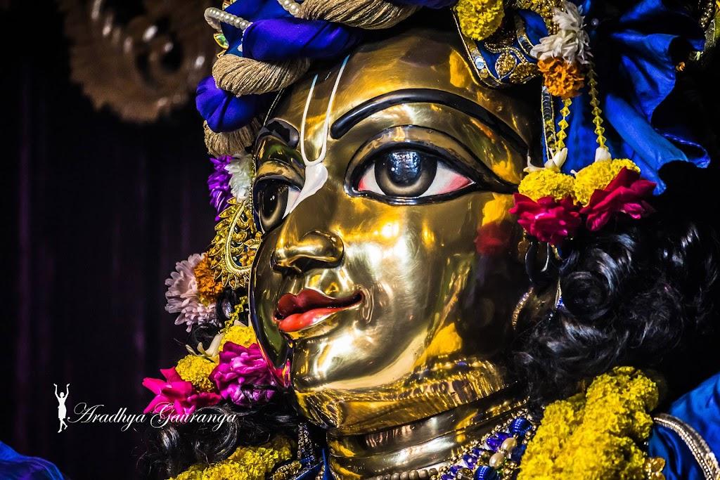 ISKCON Mayapur Deity Darshan 31 Dec 2016 (17)