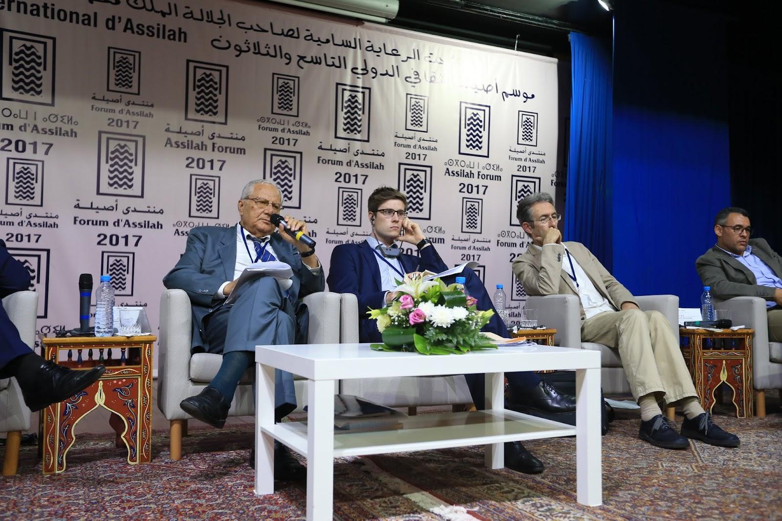 2017-7-18 المساء الندوة المسلمون في الغرب Day 2