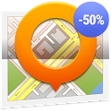 Maps & Navigation — OsmAnd+ icon