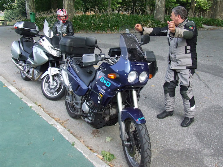 Indo nós, indo nós... até Mangualde! - 20.08.2011 DSCF2252