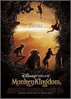 Baixar Filme O Reino dos Primatas (Dual Audio)