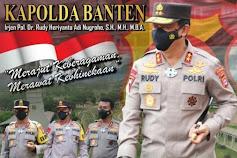 Menggebrak Program di Tengah Pandemi, Jari 98 Apresiasi Kapolda Banten Irjen Pol Rudy Heriyanto
