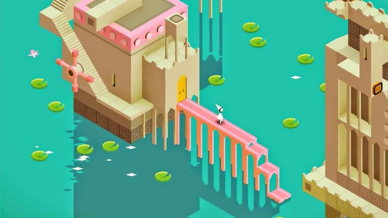 Monument Valley: un bellissimo puzzle game per iOS