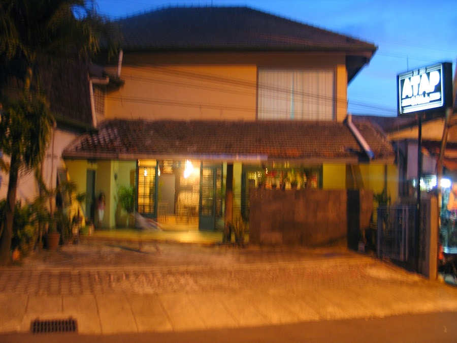 Atap Grill Restaurant