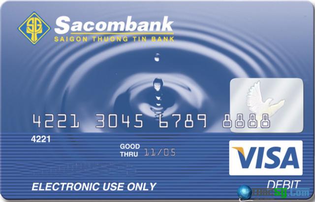 Thẻ Mastercard và thẻ Visa dùng để làm gì? + Hình 8