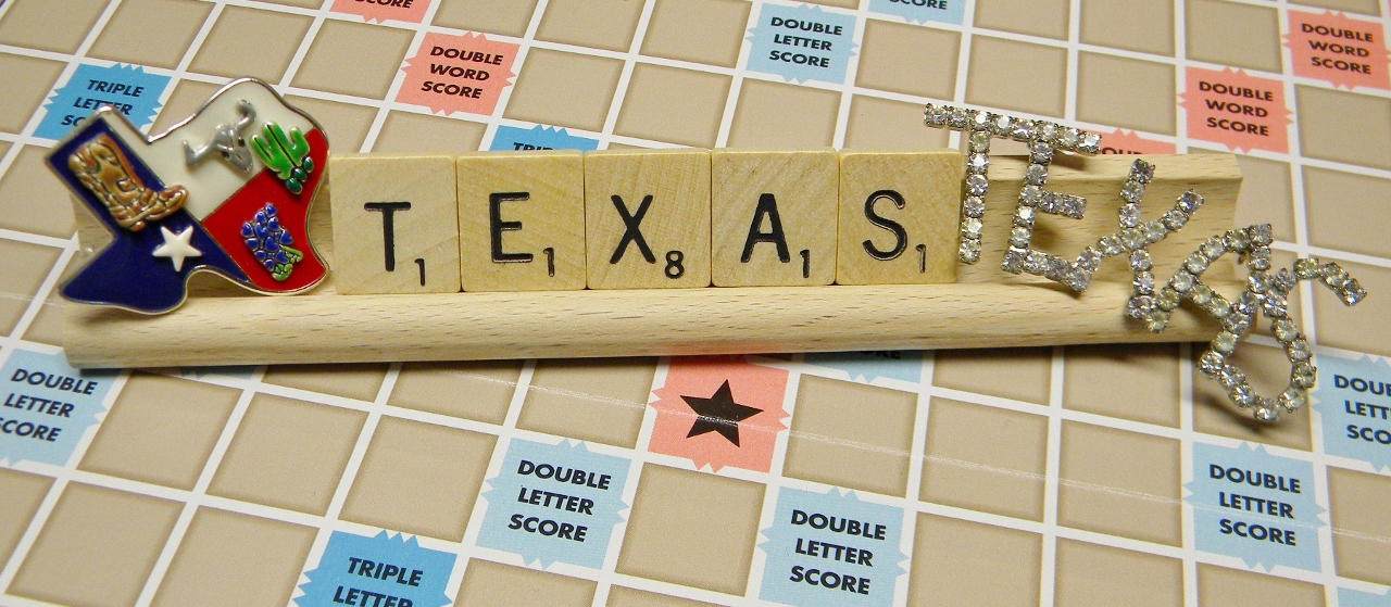 Collectin Texas Gal Atoz Letter Xxanth And The Third Letter In Texas