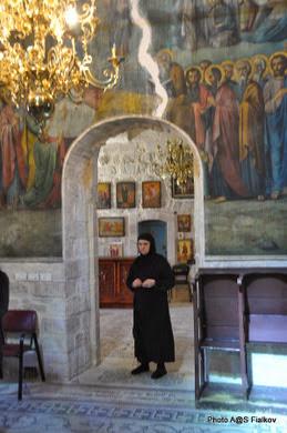 Экскурсия Монастыри Иудейской пустыни. Ги в Израиле Светлана Фиалкова.