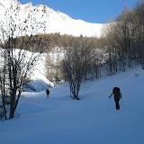 Ciaspole 9 Dicembre 2012 Pian dell'Alpe