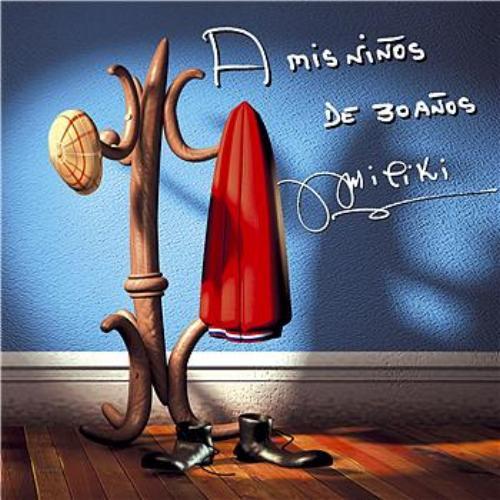 Uno de los CDs recopilatorios de Miliki con las canciones de siempre de los Payasos de la Tele