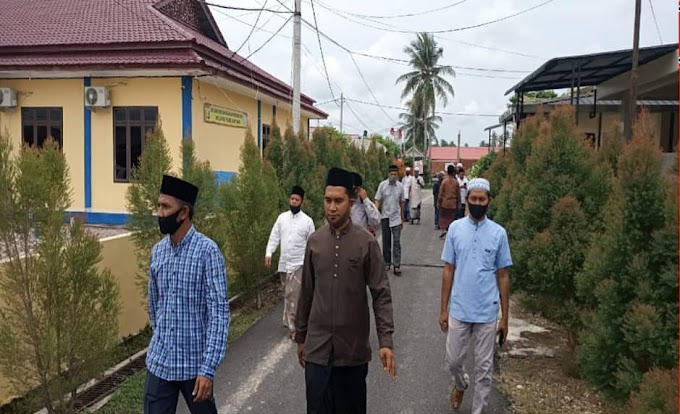 Akun Facebook Hina Ulama Dilaporkan Ke Polres Aceh Timur