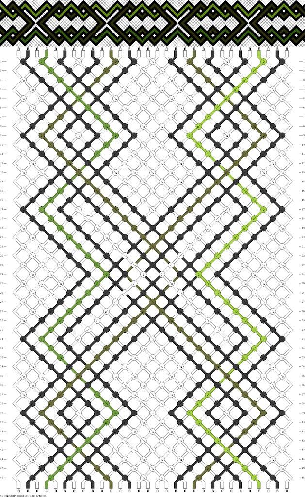 Фенечка узоры косое плетение схемы