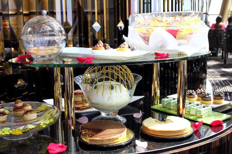新葡京酒店米其林三星的Robuchon au Dôme餐廳