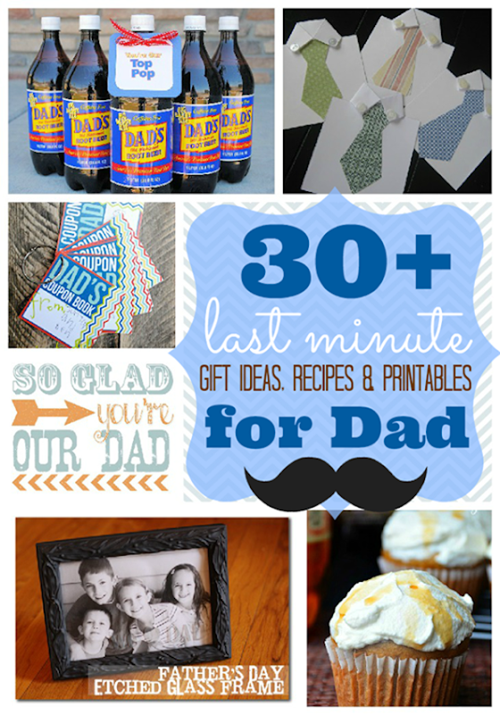 Ginger snap crafts father s day mason jar craft for Last minute diy birthday gifts for dad