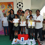 Pre-Primary Sports Day on 22/01/2016.