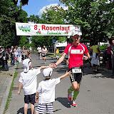 Eichwalder Rosenlauf 09.06.2012