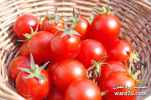 الطماطم مهمة لجمالك وصحتك