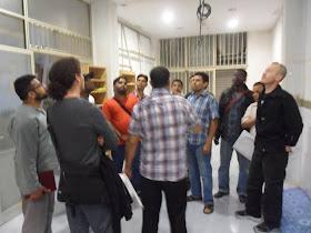 Curso Electricidad. Centro Cultural Islámico de Valencia. Junio 2013