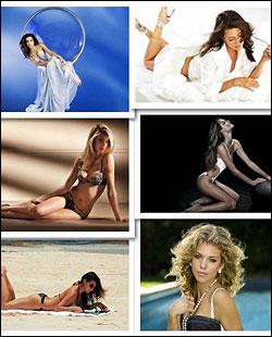 gsfa Download   Coleção Lindas Mulheres HD