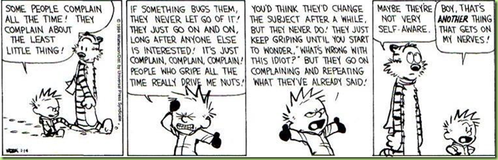 calvin on self-awareness