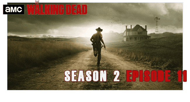 The Walking Dead Season 2 Episode 11