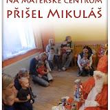 Mikuláš na Mateřském centru