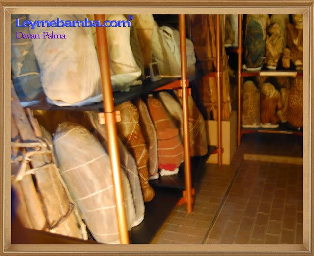 Museo Leymebamba