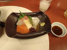 Course 2- sashimi