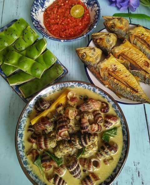 Menu Makanan Kampung Pengikat Kasih Suami