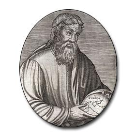 Estrabón (Στράβων), geógrafo e historiador griego