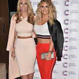 OIC - ENTSIMAGES.COM - Kate Wright and Danielle Armstrong  at the James Ingham's Jog-On to Cancer in London 7th April  2016 Photo Mobis Photos/OIC 0203 174 1069