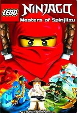 Ninjago: Bí Mật Cơn Lốc