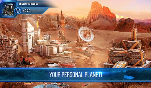 Stellar Age: MMO Strategy  screenshots 2