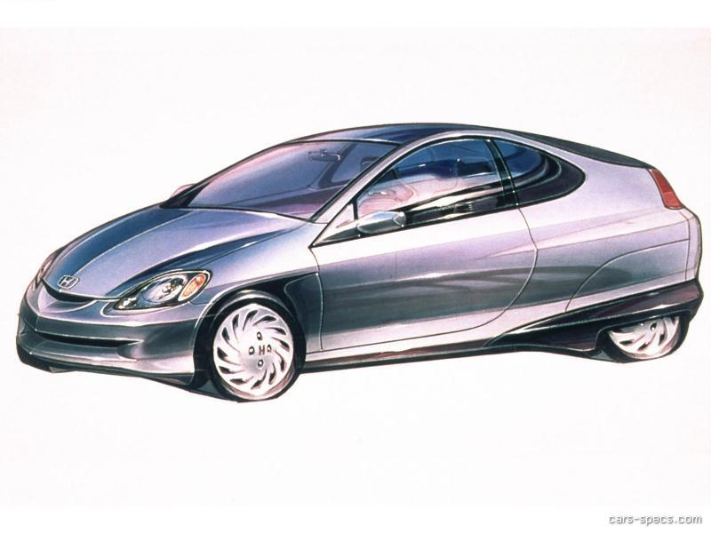 2004 Honda Insight Hatchback Specifications, Pictures, Prices