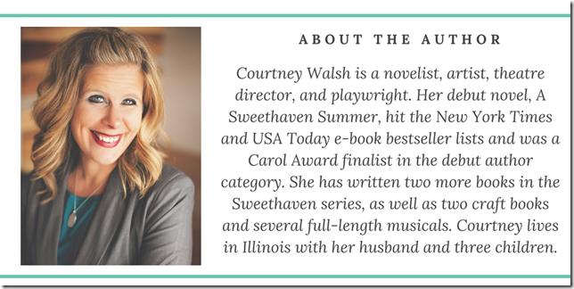 Courtney Walsh Bio