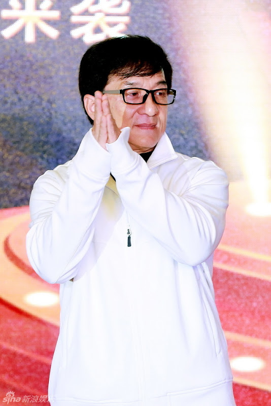 Jackie Chan China Actor