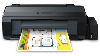 Download Epson L1300 printer driver & installed guide