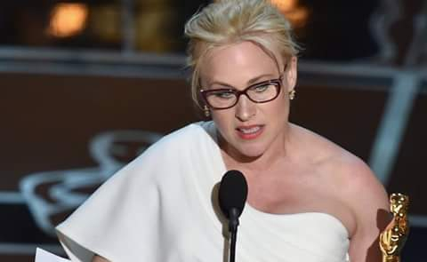Patricia Arquette on stage image