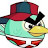 angry birds fan 001 avatar image