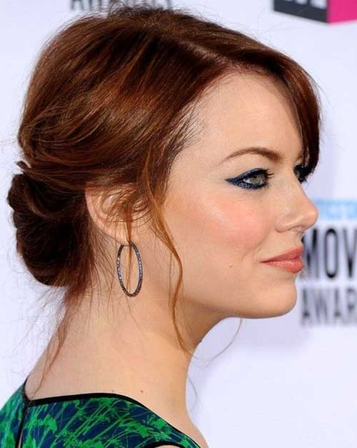 2018 Hairstyles For Mid Length Hair You Can Choose 2