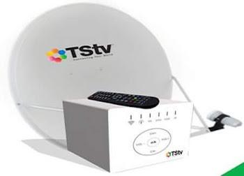 TStv dish decoder installation