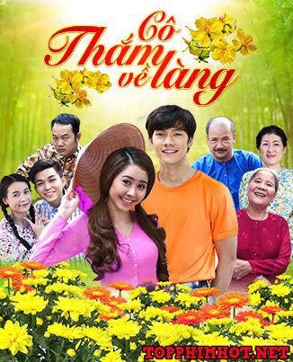 Phim Cô Thắm Về Làng-HTV2 - Tập 8 HD ( Tập 8 Cuối)