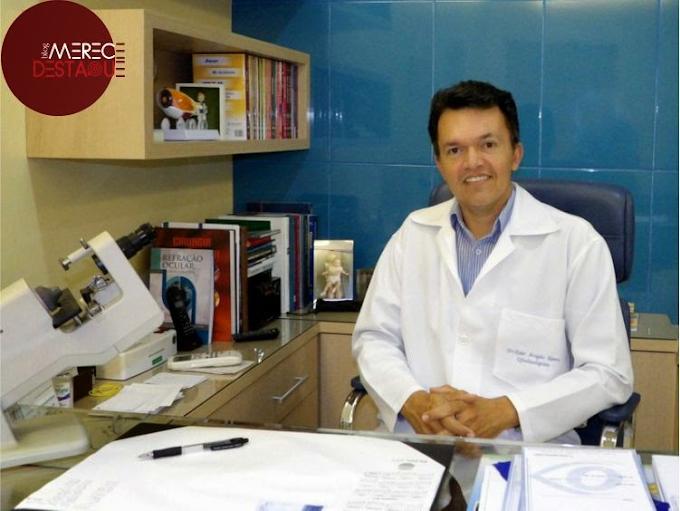Dr. Éder Neves pode ser secretário de Saúde na gestão de Fábio Aragão