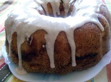 Blue Ribbon Apple Bundt Cake Recipe