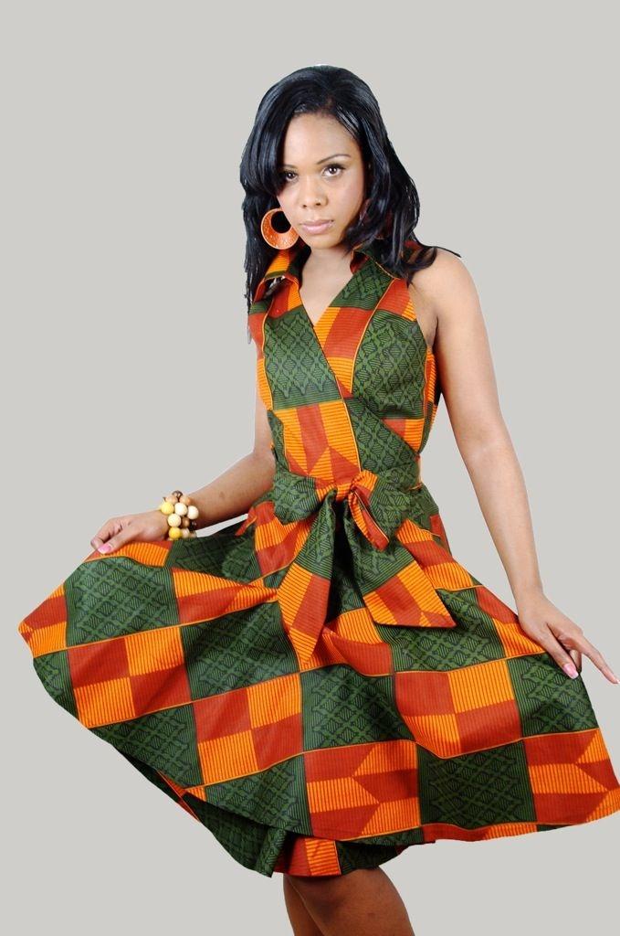 Clothes Ghanian Women Wear