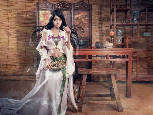 Bộ ảnh cosplay Đấu Phá Thương Khung tuyệt đẹp - Ảnh 11