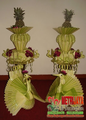 wedding decoration / dekorasi pengantin tradisionalsemarang